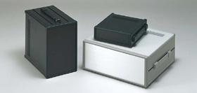 タカチ MSY66-21-28G MSY型バンド取手付システムケース