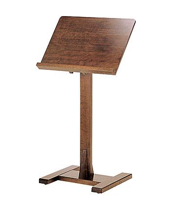 用美 木製 メニュースタンド 古代色 17-442-09(50415)