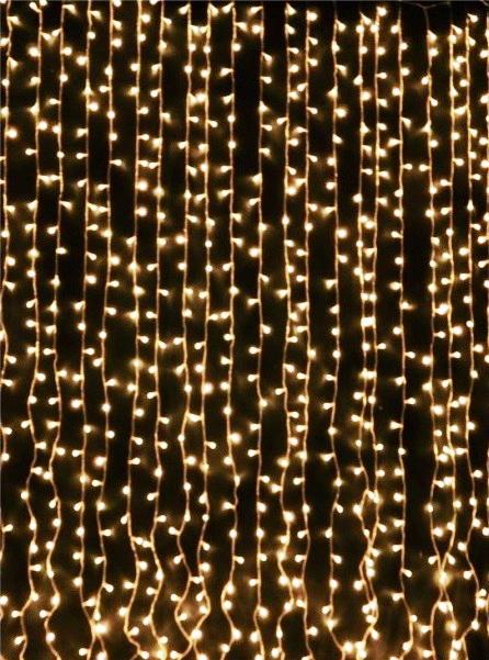 LEDつららライト900球 シャンパンゴールド SGTURARA900 クリアコード