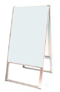 TOKISEI スタンド看板 両面白無地(面板貼付スタイル) SKA600×900 本体のみ