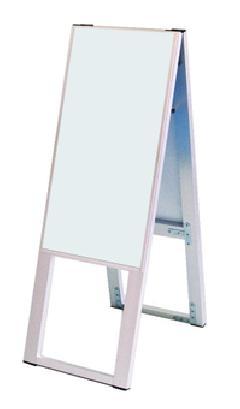 TOKISEI スタンド看板 両面白無地(面板差換えスタイル) SKB300×600 本体のみ