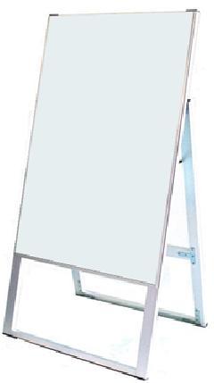TOKISEI スタンド看板 片面白無地(面板貼付スタイル) SKC600×900 本体のみ