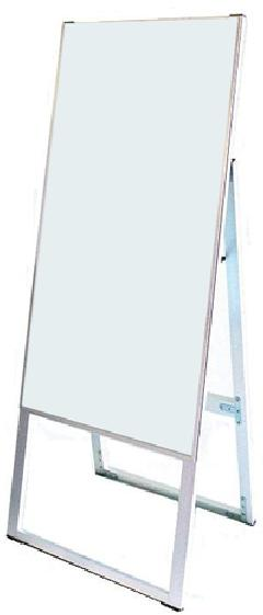 TOKISEI スタンド看板 片面白無地(面板貼付スタイル) SKC600×1200 本体のみ