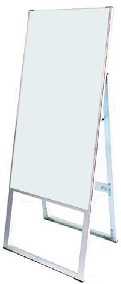 TOKISEI スタンド看板 片面白無地(面板貼付スタイル)  SKC900×1800 本体のみ