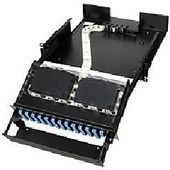 日東工業 RD98-2SC100-4TN スライド式スプライスユニット(ラックマウント型)高密度タイプ