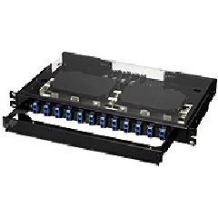 日東工業 RD97-1LC4N・RD97-1LC4-4TN スプライスユニット(ラックマウント型)