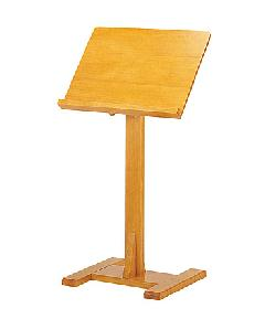 用美 木製 メニュースタンド ナチュラル 17-442-08(50416)