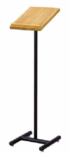 用美 COMBI スリム記帳スタンド タテ型 A4 ライトブラウン 17-440-05(50540)