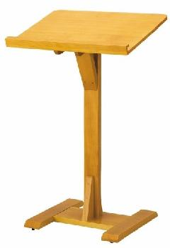 用美 木製 記帳スタンド A3 ナチュラル 17-440-07(50482)