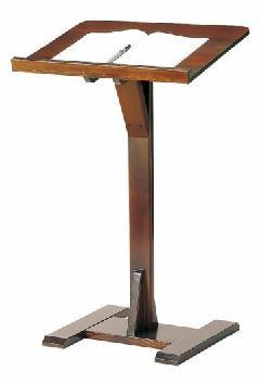 用美 木製 記帳スタンド A3 古代色 17-440-08(50471)