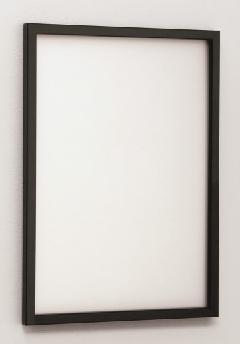 アルモード ポスターパネル 131 A2 K ブラック