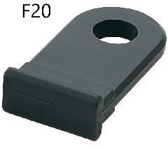 ファースト F20 吊り具 タペストリーバーφ20用オプション