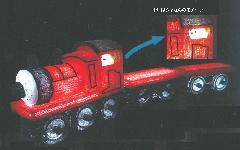 機関車 GLTRAIN ファンタジーシリーズ・キャラクター