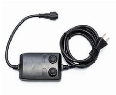 2芯コントローラー 2BCONTROL ブラック 2芯LEDストリングライト用