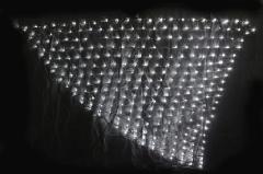 トライアングルネットライト TRNET300W ホワイト・ブラックコード