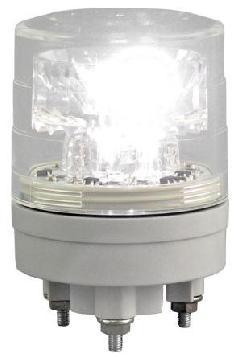 日恵製作所 VL04S-024AW 白 ニコスリム φ45 AC/DC12V〜24V 制御入力・回転