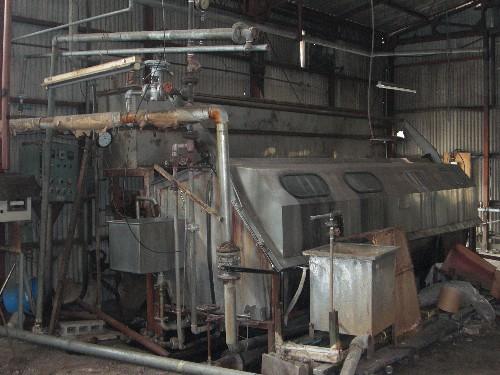 一宮市浅井町機械設備解体工事