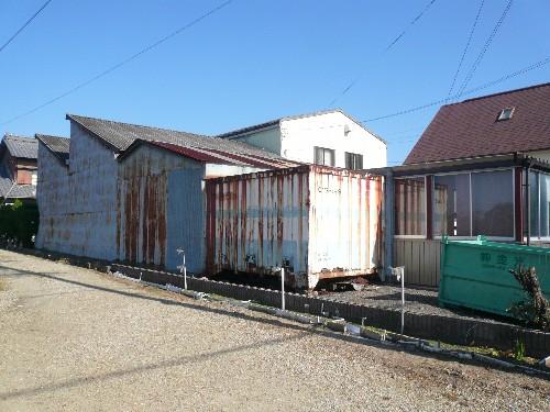 愛知県一宮市で工場・倉庫の解体工事