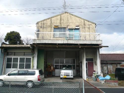 愛知県あま市の鉄骨造工場解体工事