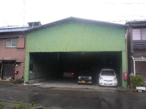 愛知県犬山市の鉄骨造建物の解体・切り離し工事
