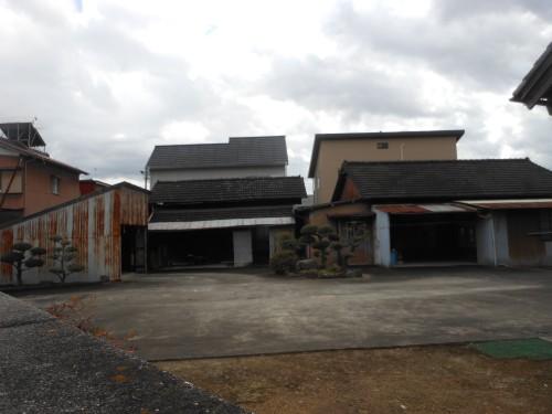 江南市木造建物解体工事