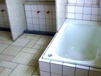 浴室タイル工事