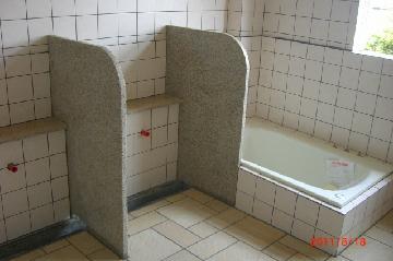 独身寮 お風呂のタイル施工
