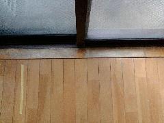 国立市の戸建て住宅のフローリング床木部補修事例!