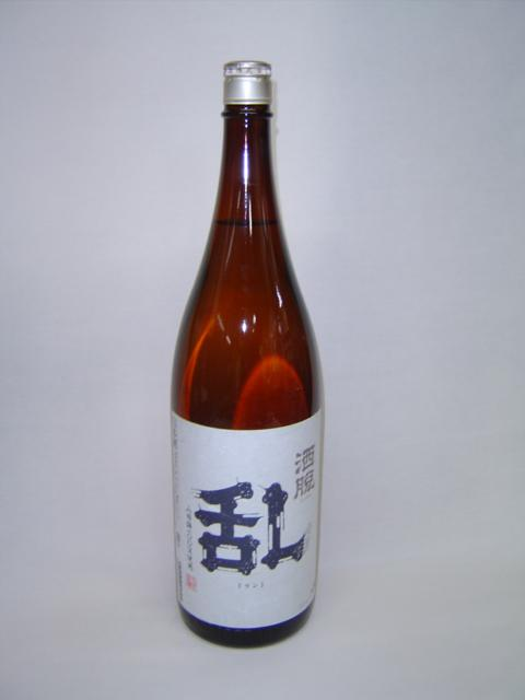 酒脱 乱  1800ml 玉泉堂酒造