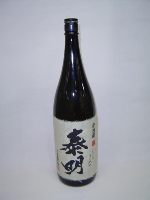 特蒸 泰明 1800ml 藤居醸造