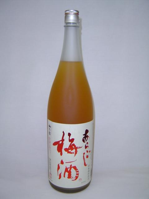 梅乃宿 あらごし梅酒 1800ml 梅乃宿酒造