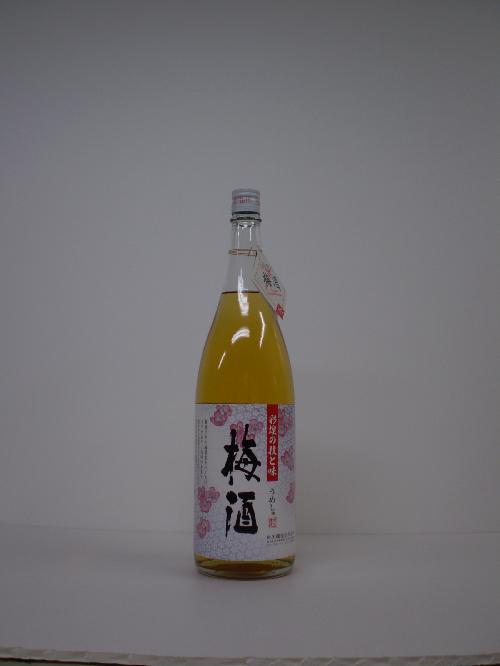 彩煌の技と味梅酒(さつまの梅酒) 1800ml 白玉醸造