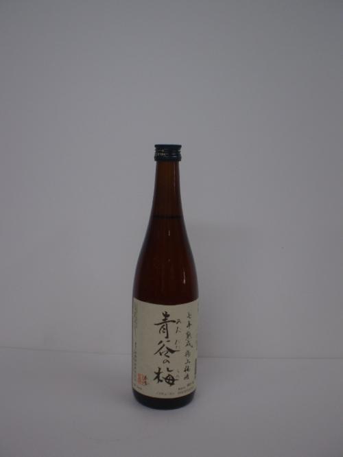青谷の梅 720ml 城陽酒造