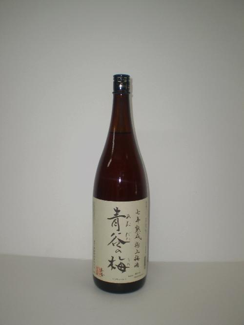 青谷の梅 1800ml 城陽酒造