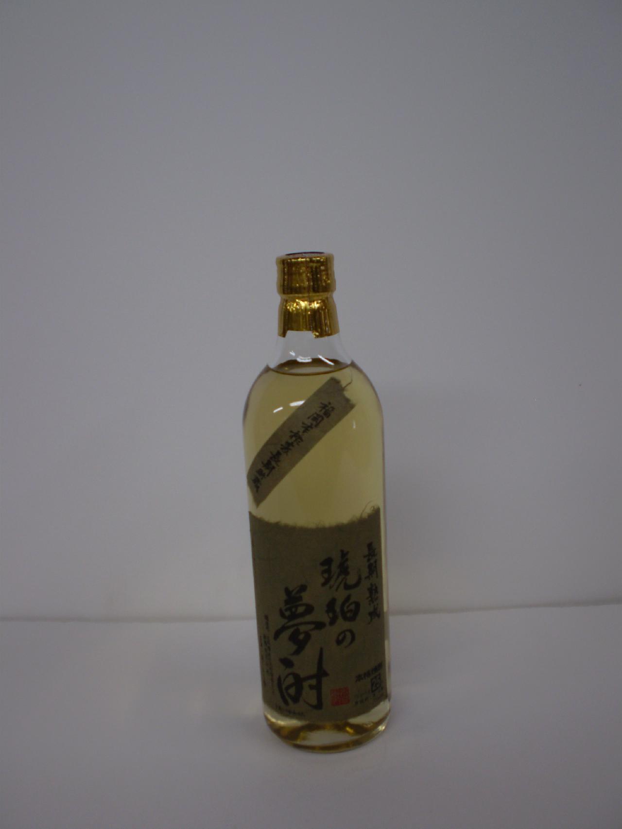 琥珀の夢酎 720ml 研醸