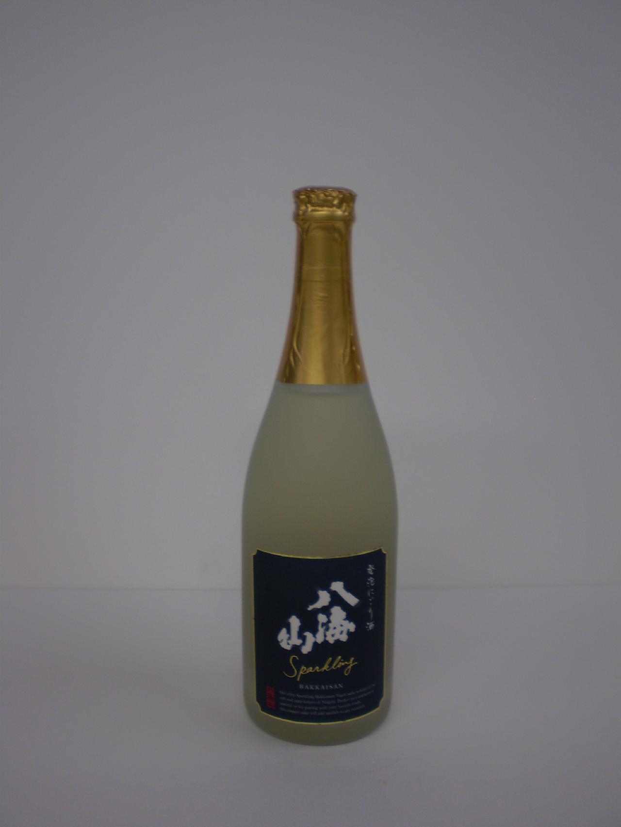 八海山 純米 発泡にごり酒 720ml