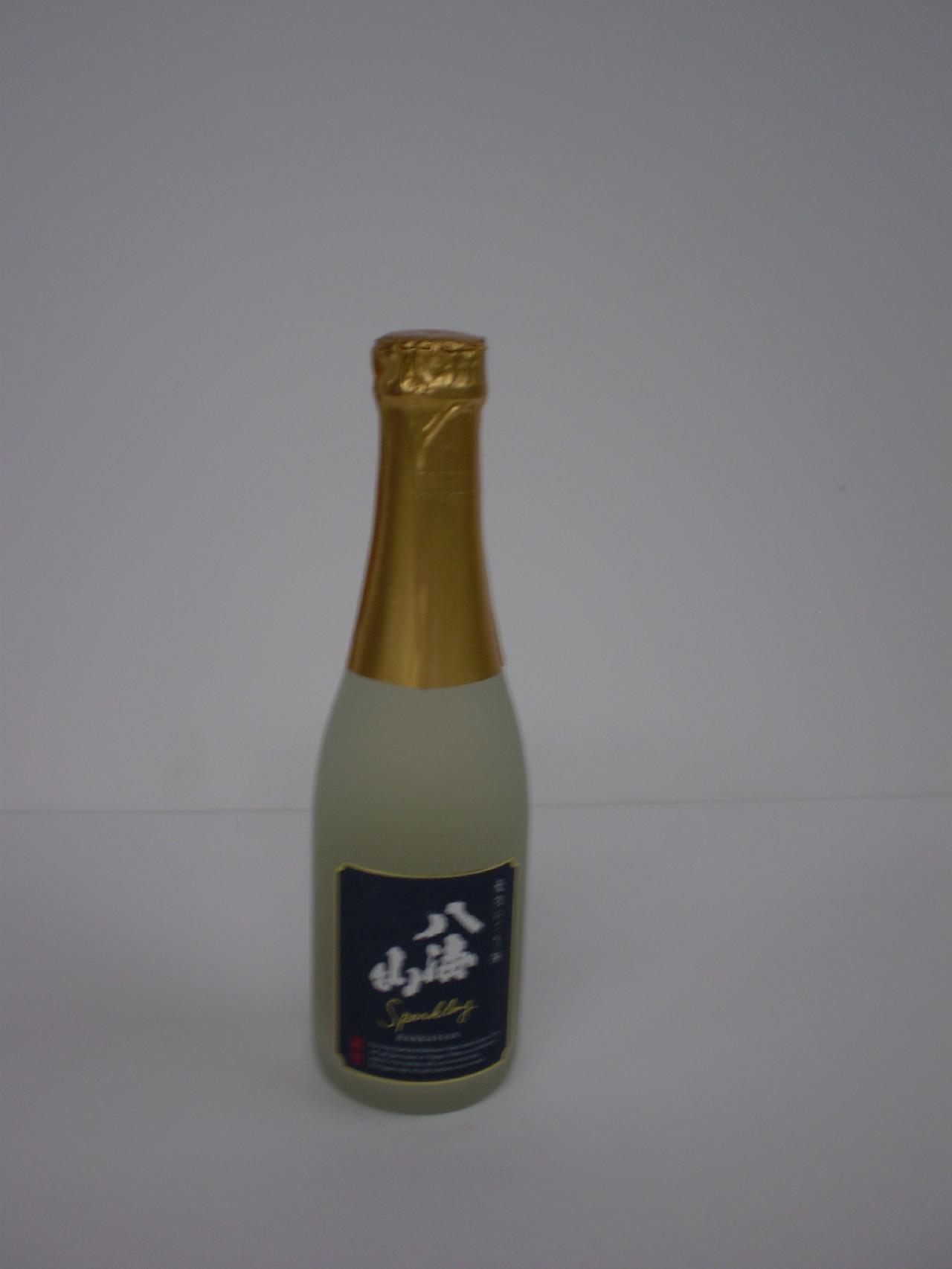 八海山 純米 発泡にごり酒 360ml