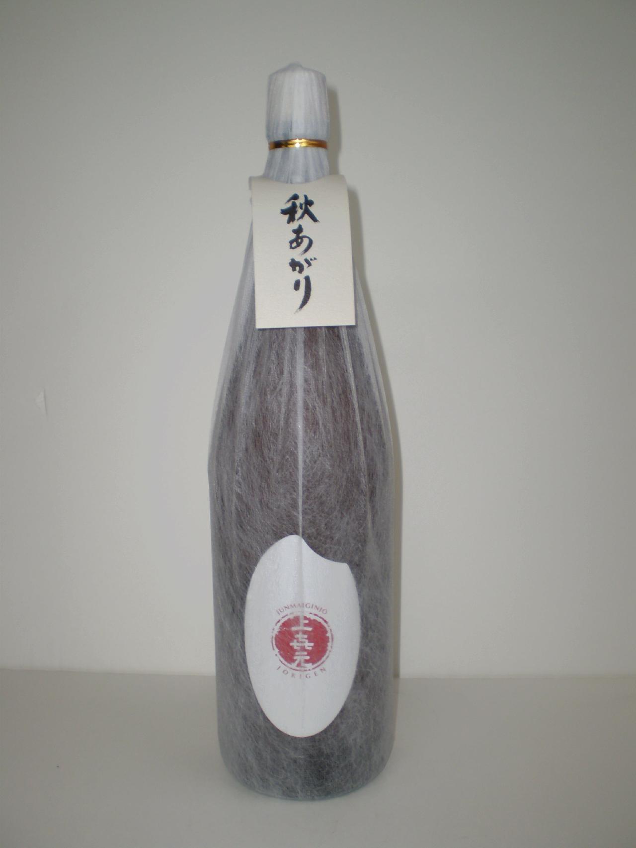 上喜元 純米吟醸秋あがり 1800ml 酒田酒造