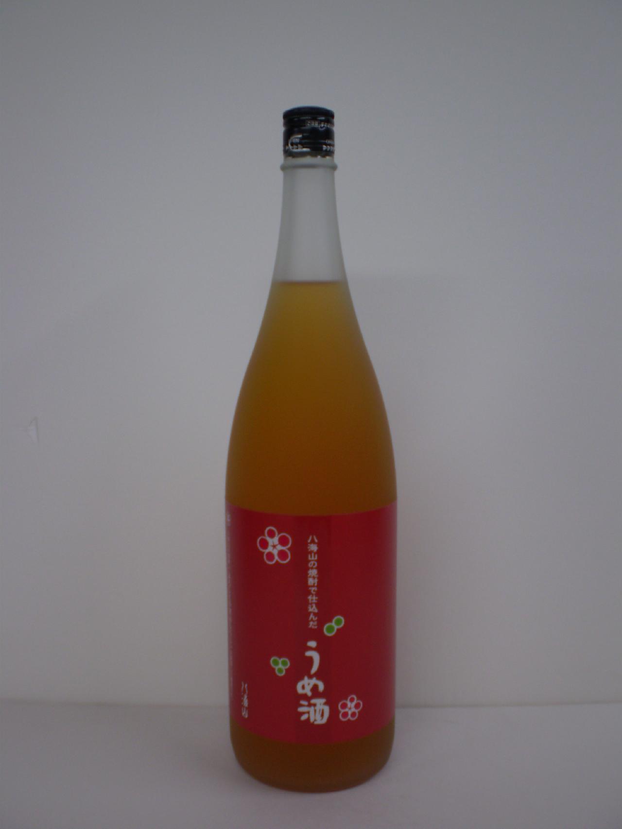 八海山 焼酎梅酒 1800ml 八海山