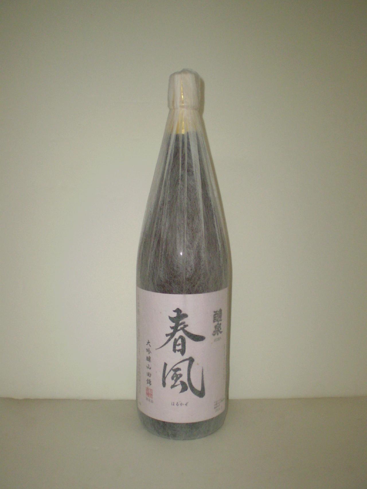 醴泉 大吟醸 春風 1800ml 玉泉堂酒造