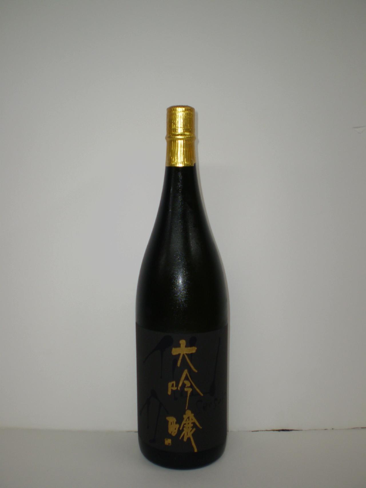 仙介 大吟醸 1800ml 泉酒造
