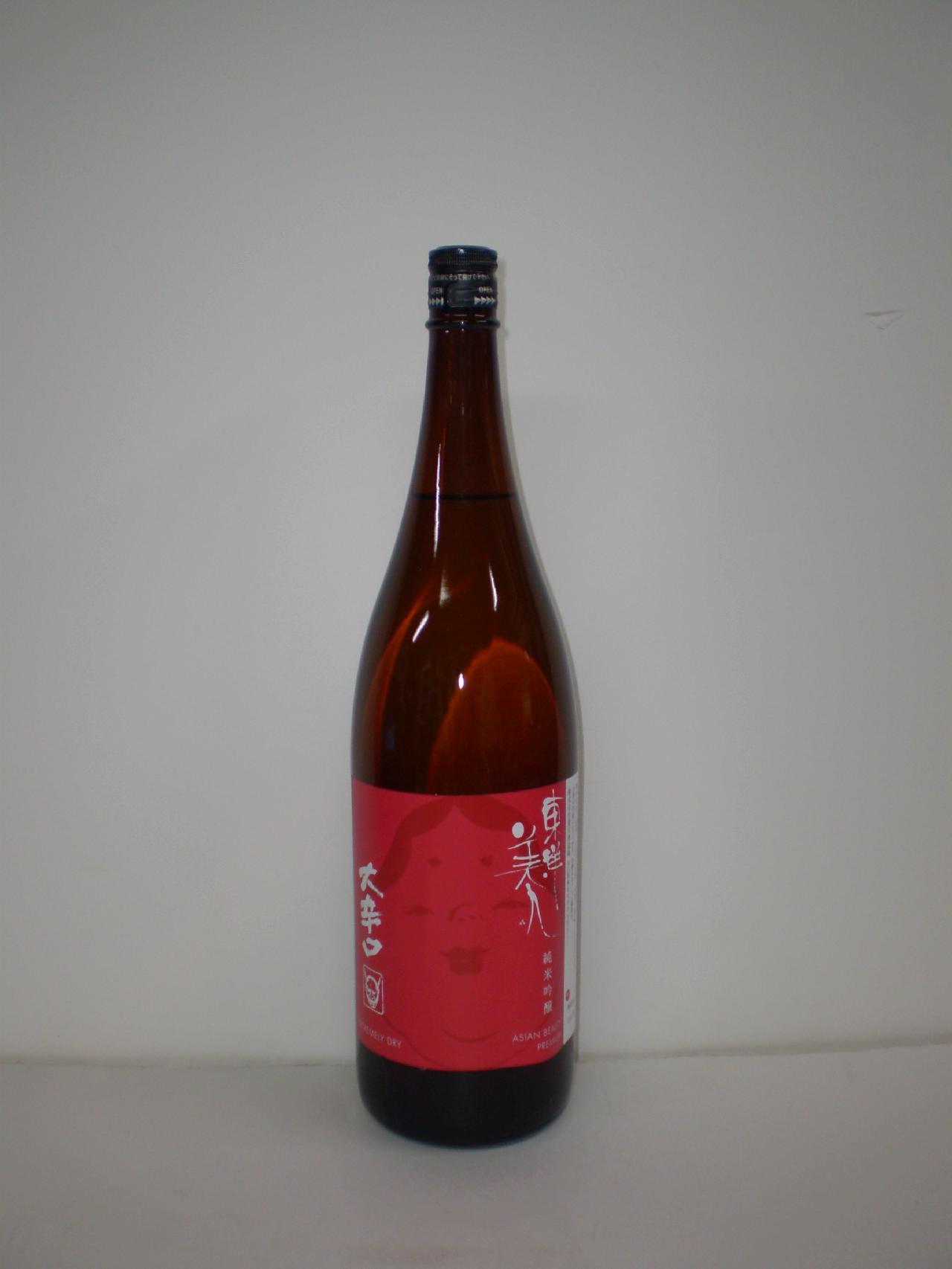 東洋美人 大辛口 純米吟醸 1800ml 澄川酒造場