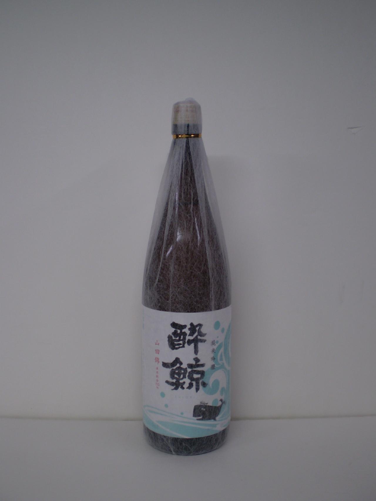 酔鯨 純米吟醸 山田錦 1800ml 酔鯨酒造