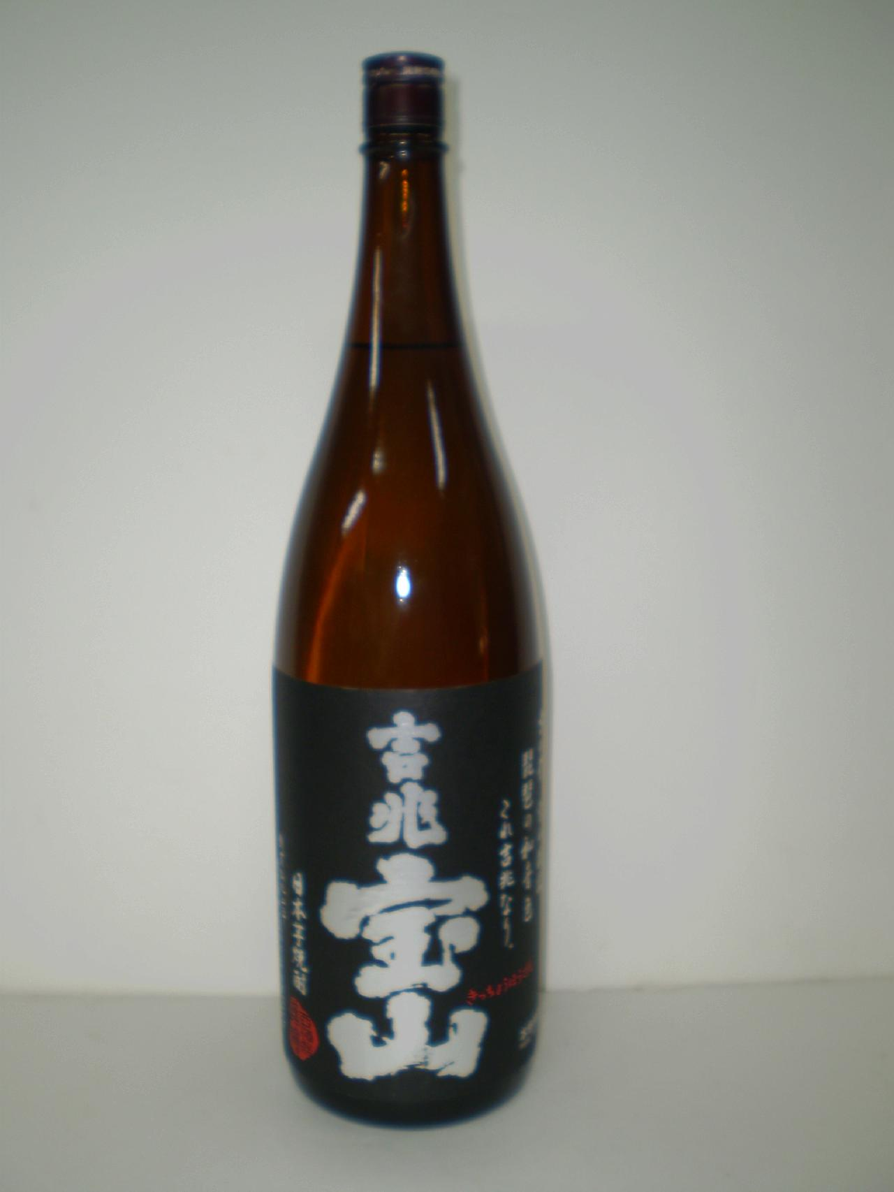 吉兆宝山 1800ml 西酒造