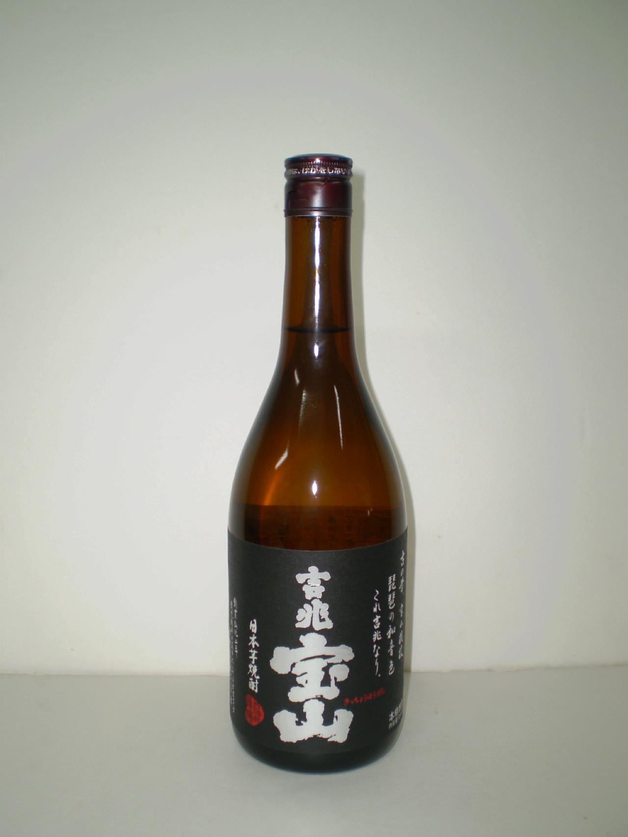 吉兆宝山 720ml 西酒造