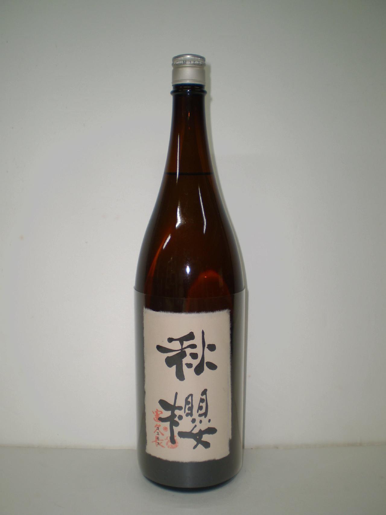 富久長 秋櫻 吟醸ひやおろし 1800ml 今田酒造本店