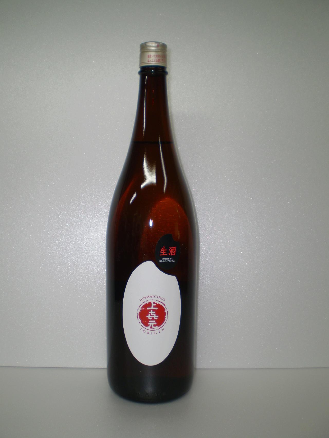 上喜元 雄山錦 純米吟醸生 1800ml 酒田酒造