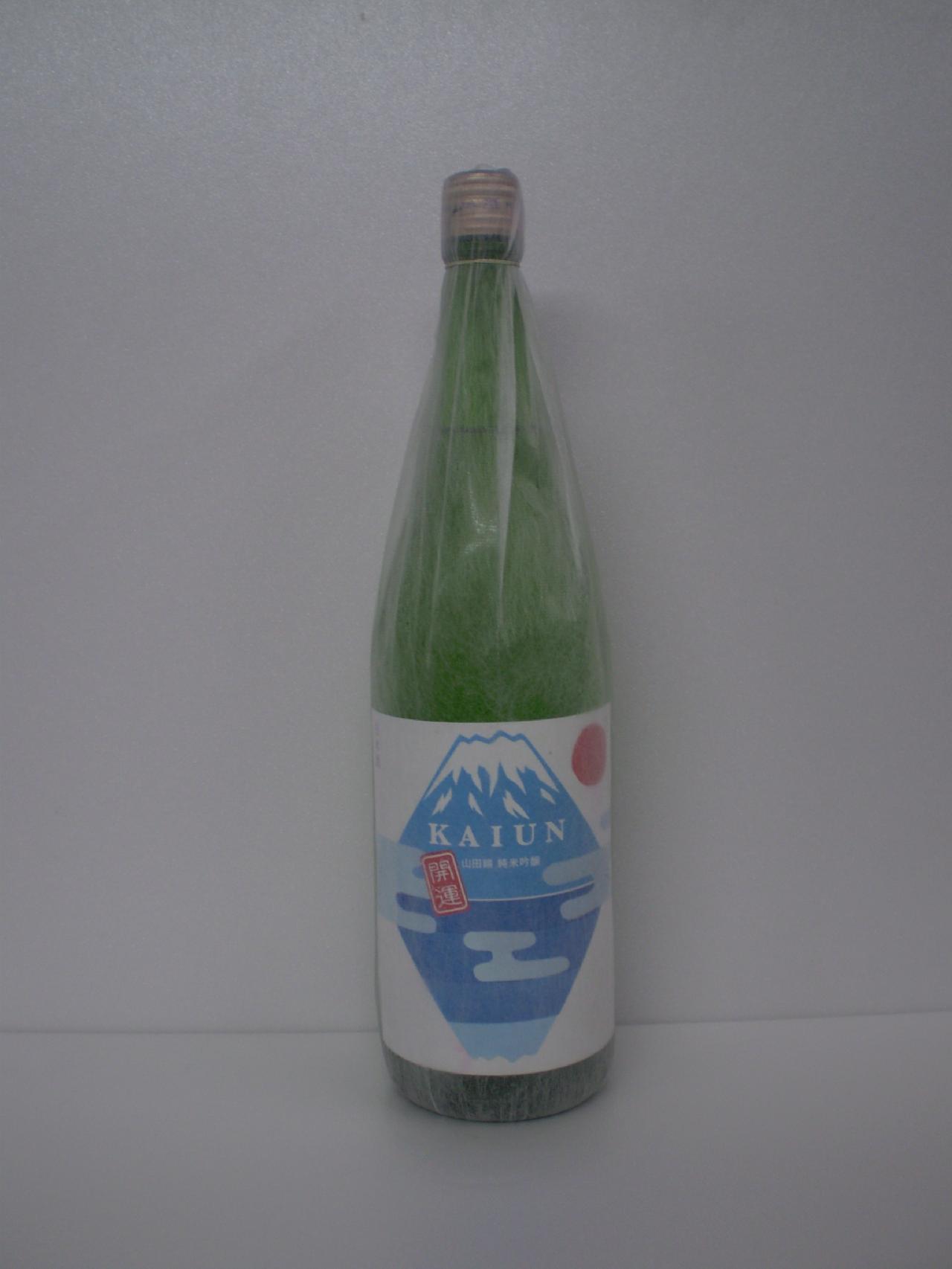 開運 純米吟醸 逆さ富士 1800ml 土井酒造