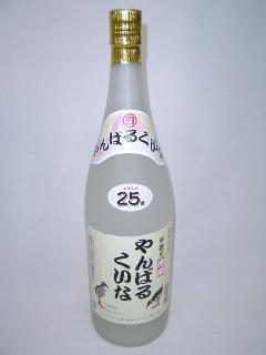 やんばるくいな 1800ml 田嘉里酒造所