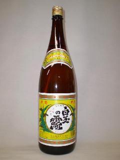白玉の露 1800ml 白玉醸造